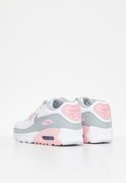 Nike - Teens nike air max 90 ltr - white/pink/grey