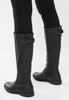 Miss Black - Ranger boot - black