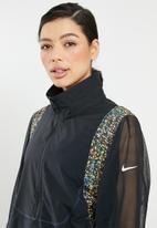 Nike - Icon clash running jacket - black