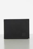 Quiksilver - New stitchy wallet - black