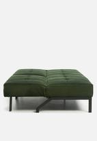 Sixth Floor - Perugia sleeper couch - green