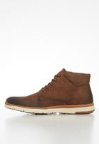 JEEP - Chukka boot - brown