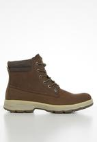 JEEP - Wedge worker boot - brown