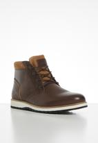JEEP - Classic chukka boot - brown