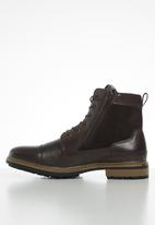 JEEP - Worker boot - brown