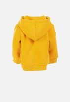 Dickies - San antonio hoodie - yellow
