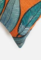 Hertex Fabrics - Three of a kind cover - autumn