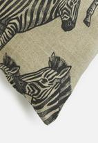 Hertex Fabrics - Dazzle cover - untamed