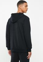 adidas Performance - Graphic hoodie - black