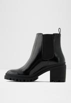 ALDO - Brerravi leather boot - black