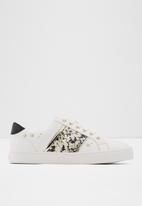 ALDO - Clain sneaker - white