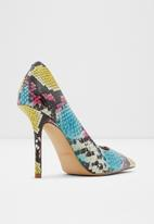 ALDO - Sophy leather court - multi