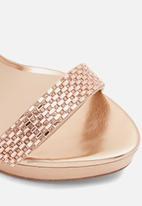ALDO - Stunning heel - rose gold
