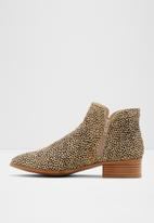 ALDO - Kaicien leather boot - ice