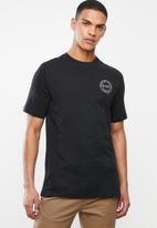 Herschel Supply Co. - Classic logo tee - black