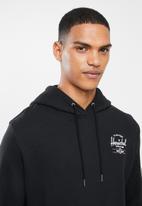 Herschel Supply Co. - Pull over hoodie - black