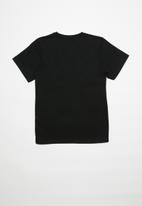 Billabong  - Team wave short sleeve tee - black