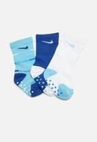 Nike - Nhn jdi stripe high crew - indigo force
