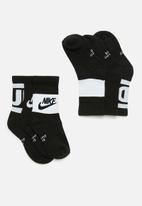 Nike - Nkb Nike block squares - black