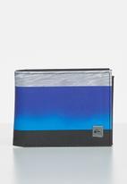 Quiksilver - Freshness ii wallet - blue