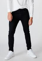 Factorie - Super skinny jean - black