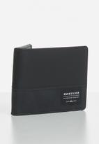 Quiksilver - Native country ii wallet - black