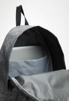 Quiksilver - Everyday poster plus backpack - light grey heather