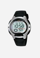 Casio - Stop digital watch - black