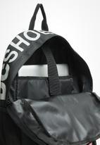 DC - Backsider backpack - black