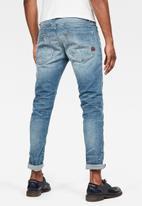 G-Star RAW - D-staq 5 pocket slim fit jeans - blue