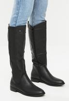 Miss Black - Route boot - black