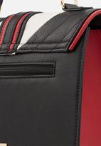 ALDO - Nendadit - black & red
