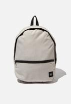 Cotton On - Transit backpack - light grey
