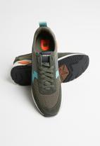 Diesel  - S-kb low lace ii sneakers - olive night & aloe