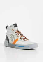 Diesel  - S-dese mid rc sneakers - star white & dirty