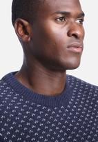 Jack & Jones - Ocean Crew Neck Knit