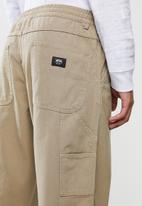 Vans - Municiple pants - stone