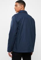 Vans - Drill chore lined coat - blue