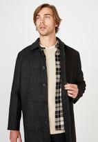 Cotton On - Trench coat - charcoal
