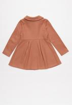 Superbalist Kids - Girls melton jacket - rose shadow