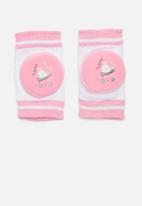 POP CANDY - 2pk Whale knee pads - pink