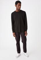 Cotton On - Cargo pant - pitch black