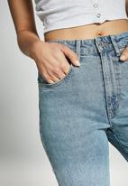 Cotton On - Straight stretch jean - Boston blue