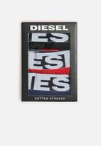 Diesel  - Shawn 3 pack boxers - multi