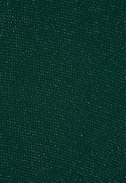 VELVET - Cape back maxi dress - green