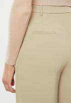 Glamorous - Wide leg trouser - stone