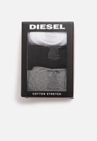 Diesel  - Randal crew neck 3 pack tees - multi