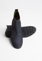 G-Star RAW - Core chelsea boot - dk saru blue
