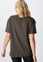 Cotton On - The original graphic tee lonely riders - late grey