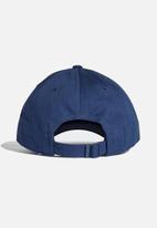 adidas Performance - 6 panel cap cotton - blue